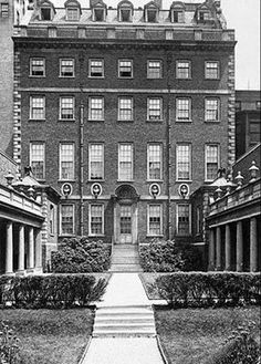 Marshal Field Residence 4-6-8 East 70th Street, New York City
