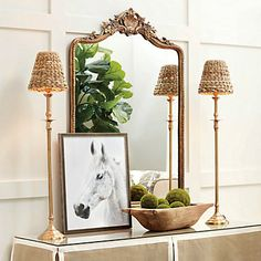 Elegant Home Decor, Elegant Homes, Mirror Wall Art, Mirror Mirror, Interior Decorating, Interior Design, Decorating Ideas, Beautiful Mirrors, Scandinavian Living