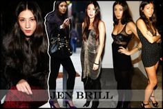jen brill = downtown perfection.