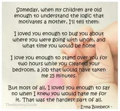 Being a mother quotes and sayings. Mom Quotes From Daughter, I Love My Daughter, Boy Quotes, Family Quotes, Tough Love, Love You, Respect Your Parents, My Children Quotes, Parenting Memes