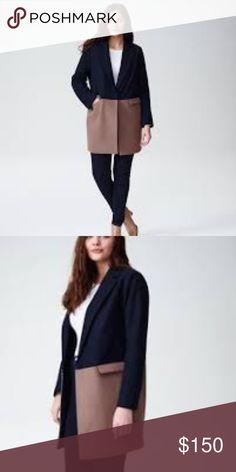 509bb36d4f4 Universal Standard Galeras Wool Coat Size 10 12 Sold out at Universal  Standard! Galeras