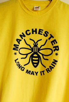 e7cb495011a0 23 best Manchester Worker Bee images in 2018 | Manchester worker bee ...