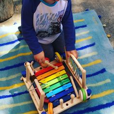 Some beautiful tunes were heard this afternoon in the garden as my little boy played tunes on our musical melody mix. ❤️ This amazing toy comes with over ten different instruments for your child to enjoy! #ecotoys #ecotoysau #woodentoys #christmastoys #toys #toystore #christmas #christmasgifts #naturaltoys #musicaltoys #musician #musiclove