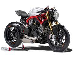 Ducati Streetfighter accessoires et pièces