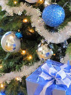 ༺♥༻ Blue Christmas ༺♥༻