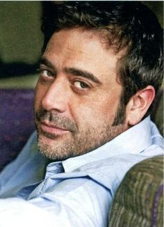 Jeffery Dean Morgan. I would have put him in my  beautiful people but I know he is more important to you than me.