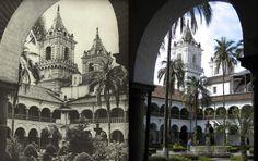 Quito. Iglesia de San Francisco.