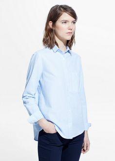 Chemise à rayures - Blouses et chemises pour Femme   OUTLET Chemise À  Rayure Femme, 6355e5fb2f7