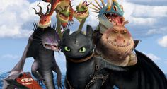 how to train your dragon 2 - the viking's dragons Httyd Dragons, Dreamworks Dragons, Dreamworks Animation, Animation Movies, Viking Dragon, Dragon 2, Types Of Dragons, Dragon Rider, How To Train Your Dragon