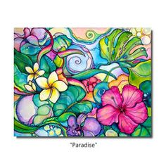 """""""Paradise"""" by Colleen Wilcox"""