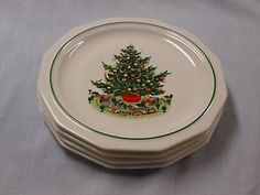 Pfaltzgraff Christmas Heritage Serving platters, set of 2, 14 ...