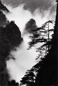 Mount Huang by Wang Wunsheng (1945)