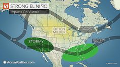 Another El Niño winter is on its way, and with it story, rainy weather in California and other states. This could create - or solve - some problems.