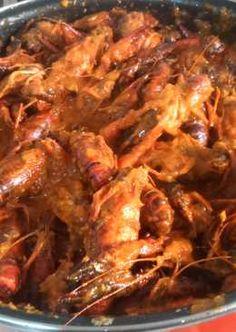 Recetas de cangrejos de rio