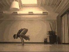 Impressive & Inspiring.    Yoga Arm Balance - Art of Floating and Flying with Ricky Tran music by MC Yogi
