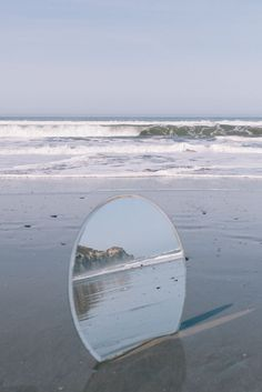 Photographer Cody Smith's beautiful landscapes posed a mirror in the foreground to force the viewer to take a new perspective
