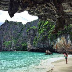 Maya Beach, Phi Phi Island | Aresviaggi
