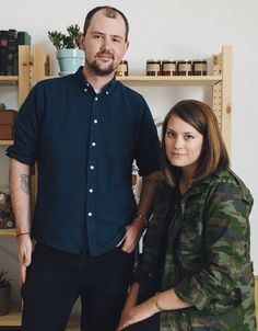 P.F. Candle Co. / Interview My Trend Book