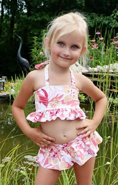 Naomi's bathing suit