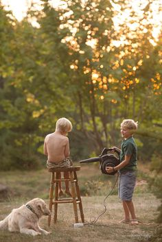 Always, at the End of the Day, It's About the Life Being Lived … » This is Life. With Country Boys {Lacey Meyers Photography}