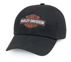 Shop the best selection of Harley-Davidson Clothing and Parts here. Harley Apparel, Harley Davidson Dealership, Bell Helmet, Leather Vest, Baseball Caps, Vest Jacket, Casual Outfits, Motorcycle, Band