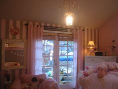 My Sweet Savannah: My daughter Savannah's bedroom!!!