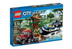LEGO® City 60071 - Zadržanie vznášadlom