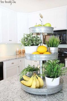 I am so excited to share with you 11 clever ways to de-clutter your kitchen counter, because I believe that being better organized helps us navigate our way to a stress-free life. Today, I am sharing 11 of my favorite products for kitchen organization. Diy Kitchen Storage, Kitchen Organization, Organization Ideas, Storage Ideas, Shelving Ideas, Storage Hacks, Open Shelving, Organizing Kitchen Counters, Organizing Ideas For Kitchen