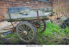 cart wheels with metal nave - Google Search