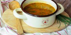 Hlivová minestrone - Tinkine recepty