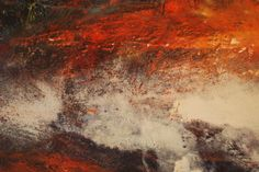 Abstract painting (detail)