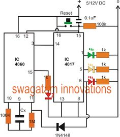 The post narrates a simple yet highly accurate adjustable 1 to 10 minute timer circuit with display. The idea was requested by one of the d. New Electronic Gadgets, Electronic Circuit Projects, Dc Circuit, Circuit Diagram, Electronics Basics, Electronics Projects, 10 Minute Timer, Electronic Schematics, Diy Tech