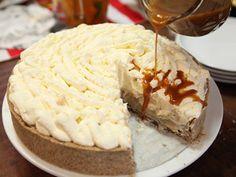 Recetas Narda Lepes  Torta de banana y crema