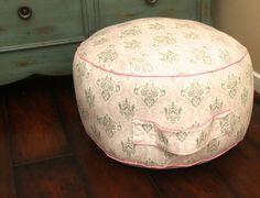 The Original Pouf Floor Cushion Madison Bella by sydandstitch