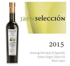 Entre los 8 mejores #aove de Jaén! Among the best 8 Spanish #evoo from Jaen! (Andalusia)