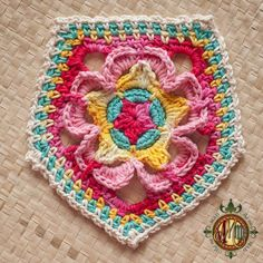 Happy Everything Motif and Bunting pattern on Craftsy.com