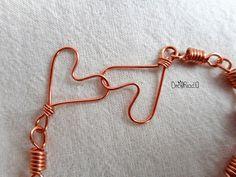braccialetto cuore doppio 2 copia - daniela spiriti