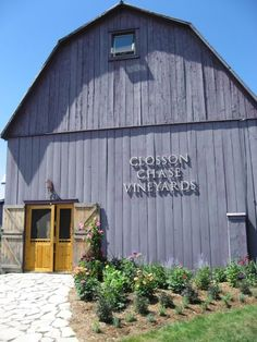 another wonderful winery