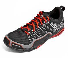Inov8 Trailroc 255 - Black/Red - Minimal Shoes - Shoes