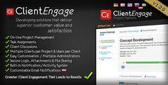 ClientEngage Project Platform