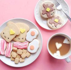 Os biscoitos fofos de Vickie Liu | Just Lia