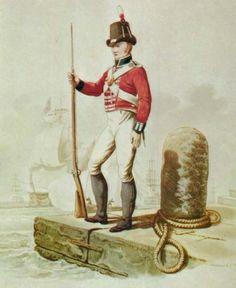 Royal Marine c.1815
