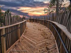 Presque Isle Boardwalk, via Flickr.