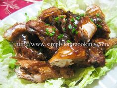 Chinese Style Fried Chicken | Simply Trini Cooking #trinicooking