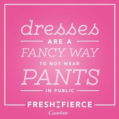 & with Carefree Liners wearing No Pants it's easy as pie but, not cherry pie. #FreshIsFierce  #refreshvoxbox  (I received a Carefree product complimentary from Influenster for testing purposes only!)