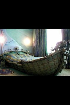 #boat #bed