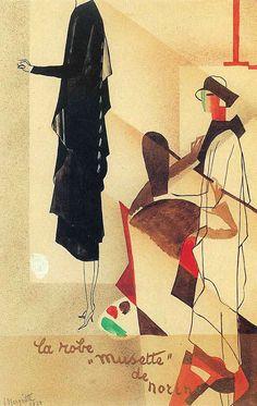 "Advertisment for ""Norine"" by @artistmagritte #magritte #renemagritte"