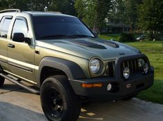 2007 Jeep Liberty Mods | johngr904's 2004 Jeep Liberty in Jacksonville, FL