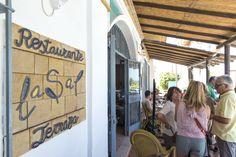 Restaurante la Sal en Zahara de los Atunes