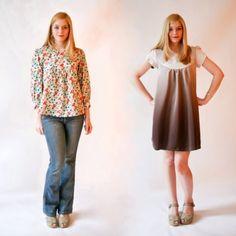 Schnittmuster: Zsalya Top & Dress